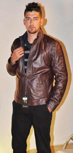 Short Leather Jackets For Men - Jacket